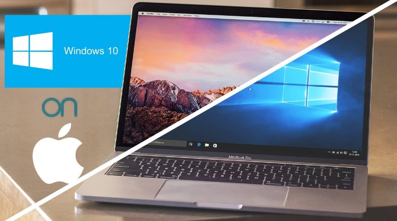 Как установить Windows на Macbook